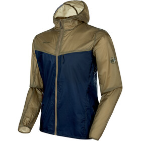 Mammut Convey WB Hooded Jacket Herren olive-peacoat